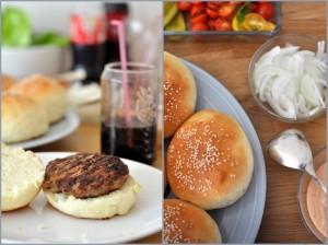 Hamburgerowe szaleństwo czyli o bułeczkach idealnych