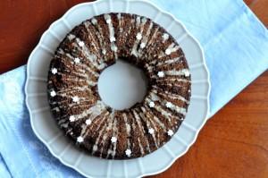 Korzenne ciasto świąteczne z Guinnessem