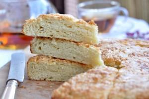 Kouign Amann- bretońskie ciasto maślane