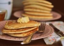 Pancakes- prawdziwie amerykańskie śniadanie