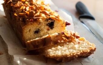 Ciasto z jagodami i kokosem (ekspresowe!) (3)