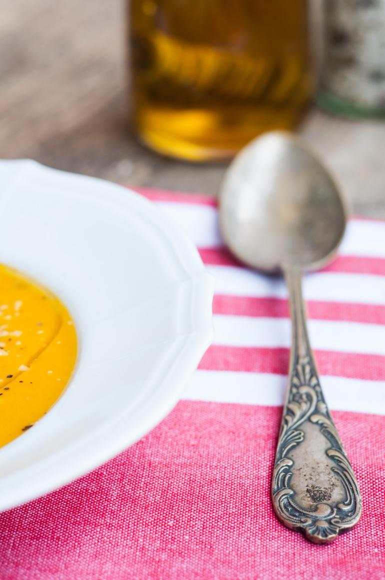 Zupa krem z dyni i marchewki (3)