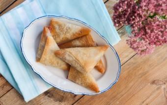 Śliwkowe trójkąty z ciasta filo (phyllo) (4)