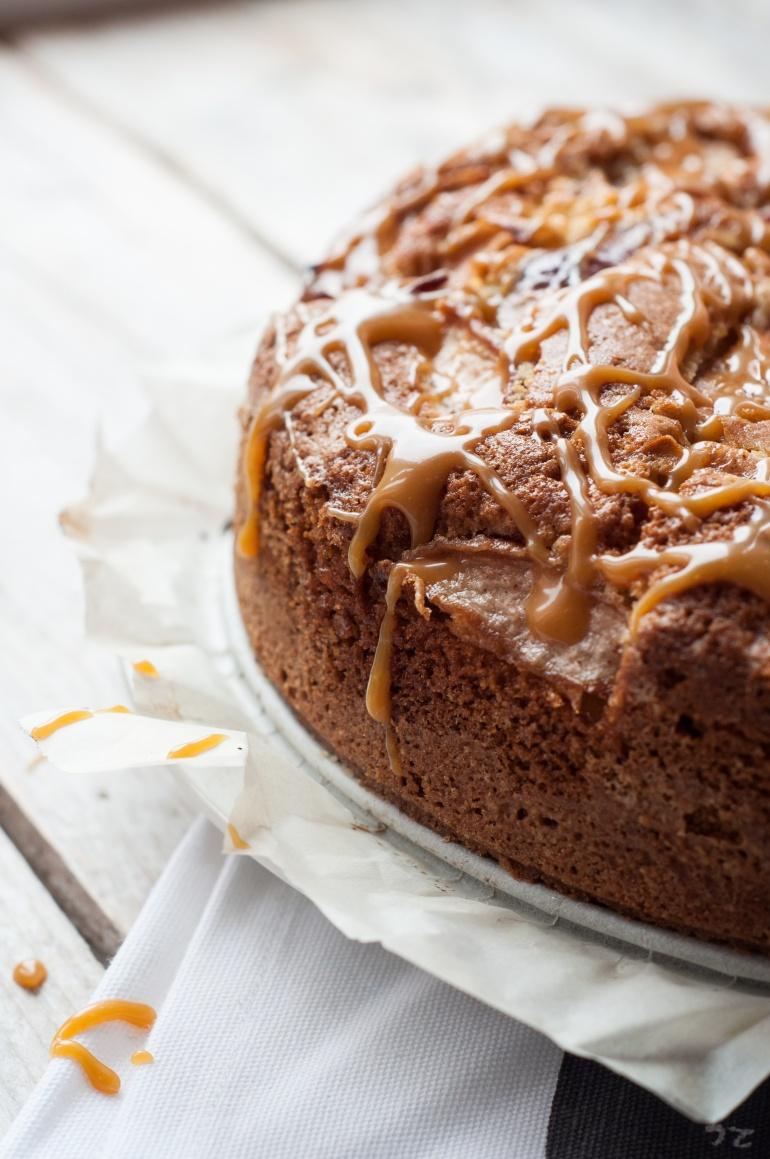 Ciasto z brzoskwiniami (i szczyptą cynamonu) (3)