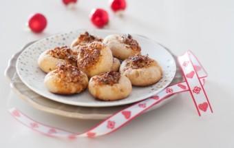 Ciasteczka  z nadzieniem orzechowym (5)