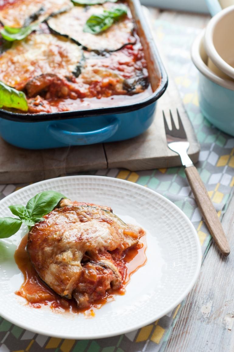 Parmigiana di melanzane (5)