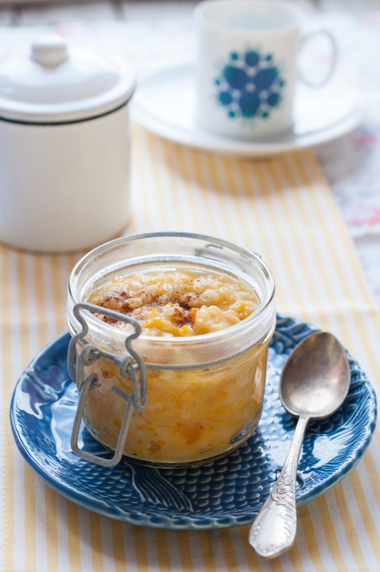 ryżowy pudding z dynią i jabłkiem (5)