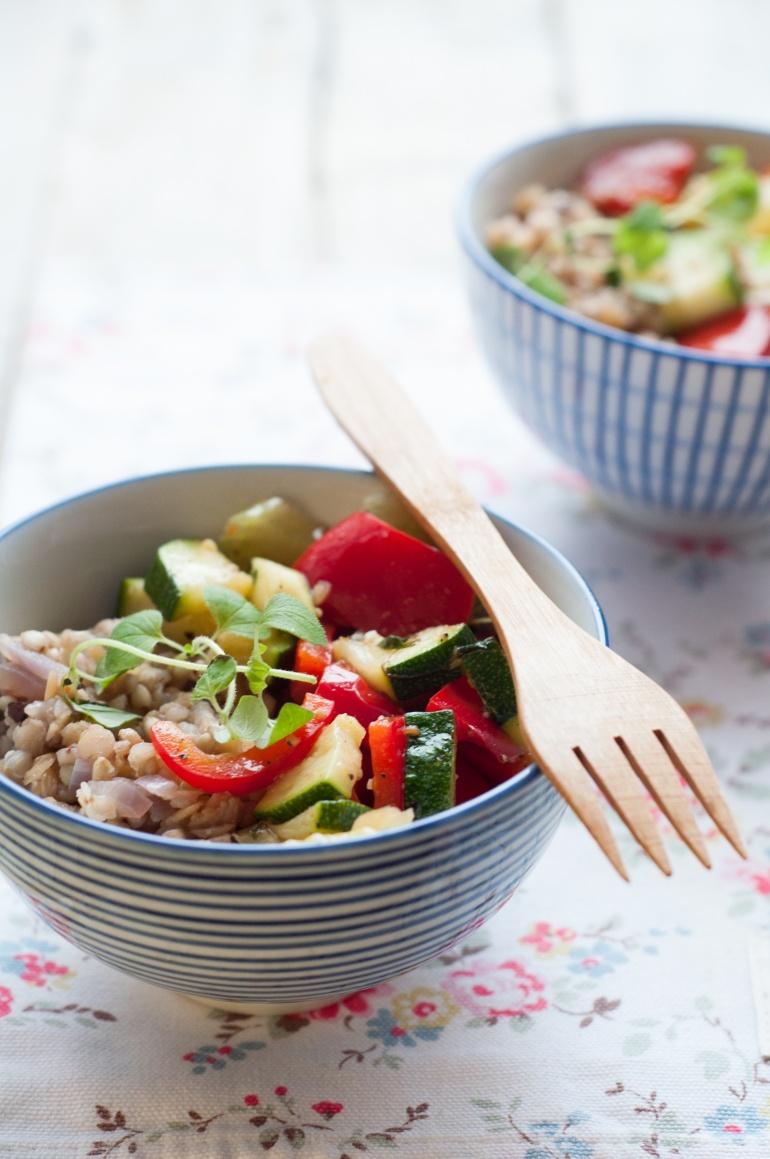 kasza z warzywami (2)