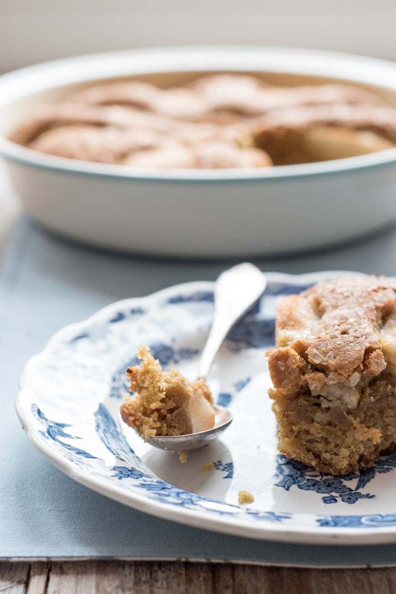 cynamonowe ciasto z gruszkami (2)