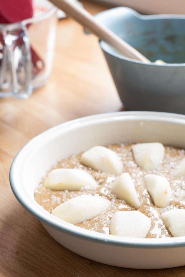 cynamonowe ciasto z gruszkami (3)