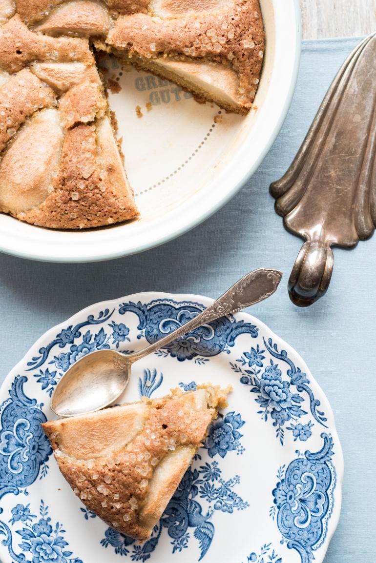 cynamonowe ciasto z gruszkami (5)