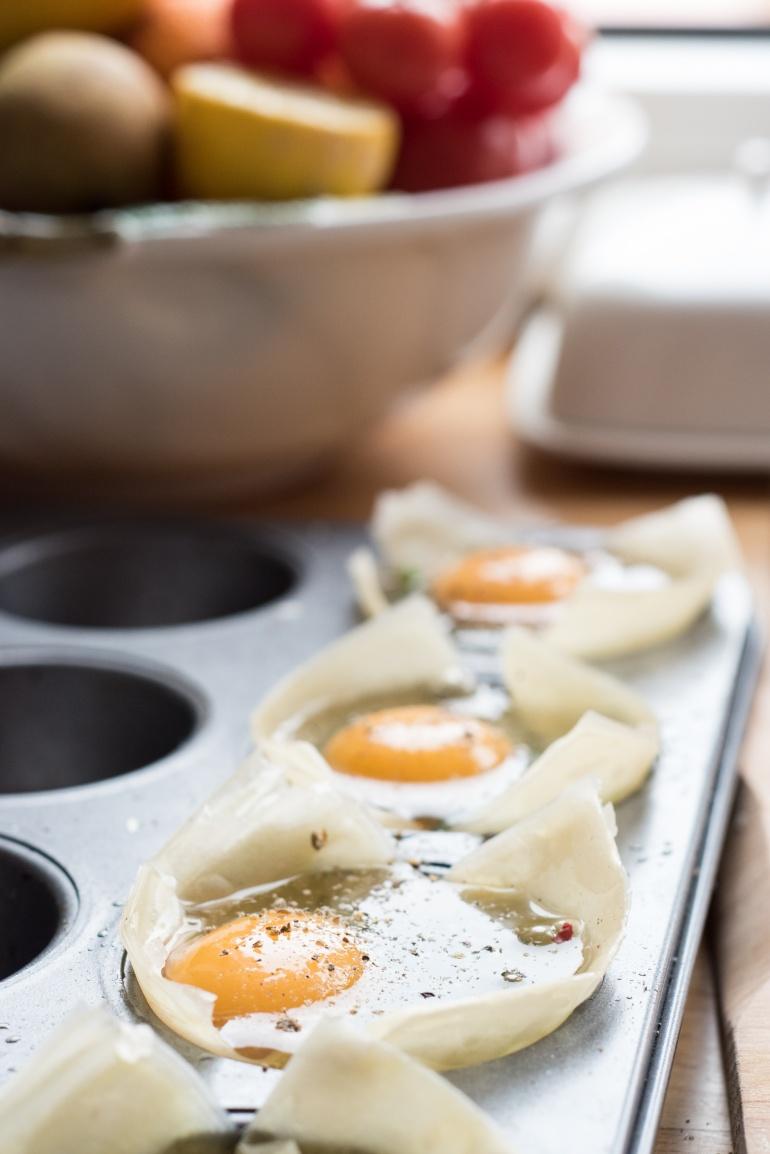 jajka zapiekane ze szpinakiem (6)