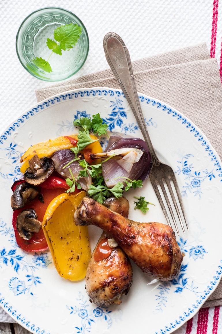 kurczak pieczony z warzywami (7)
