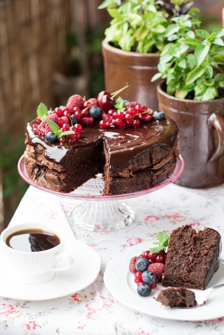czekoladowe ciasto migdałowe (1)