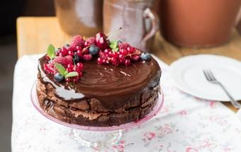 czekoladowe ciasto migdałowe (3)