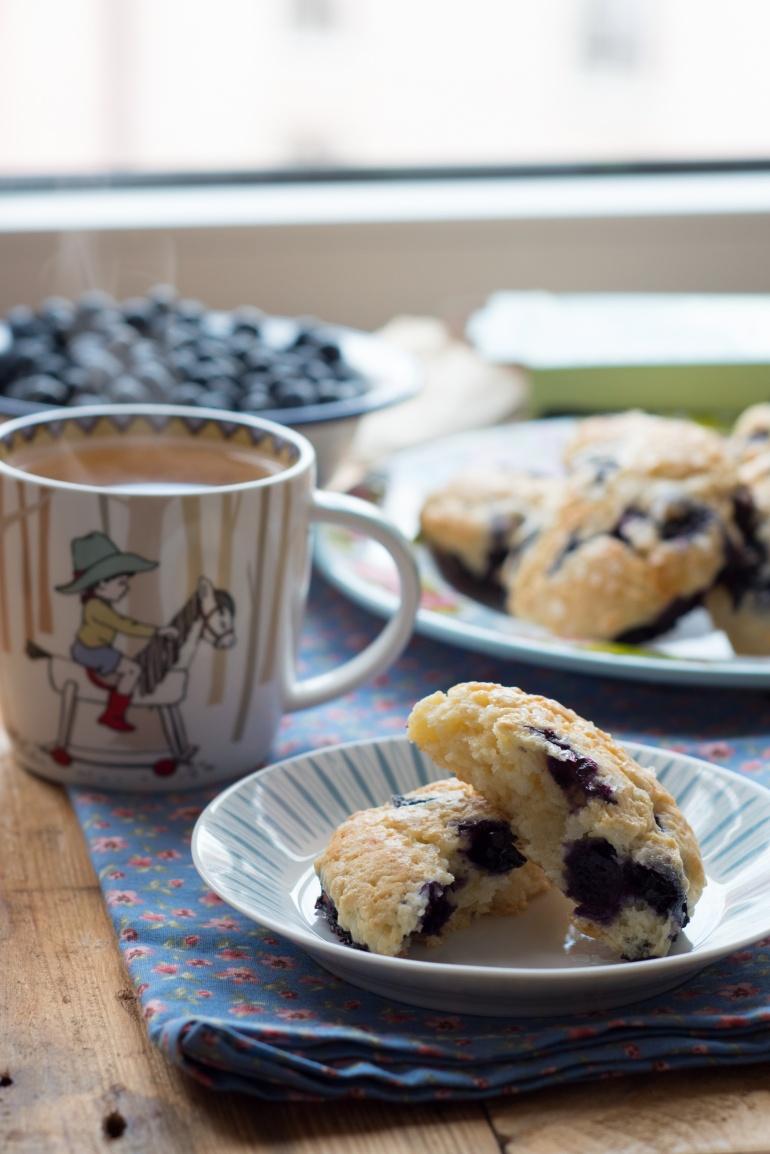 blueberry scones (5)