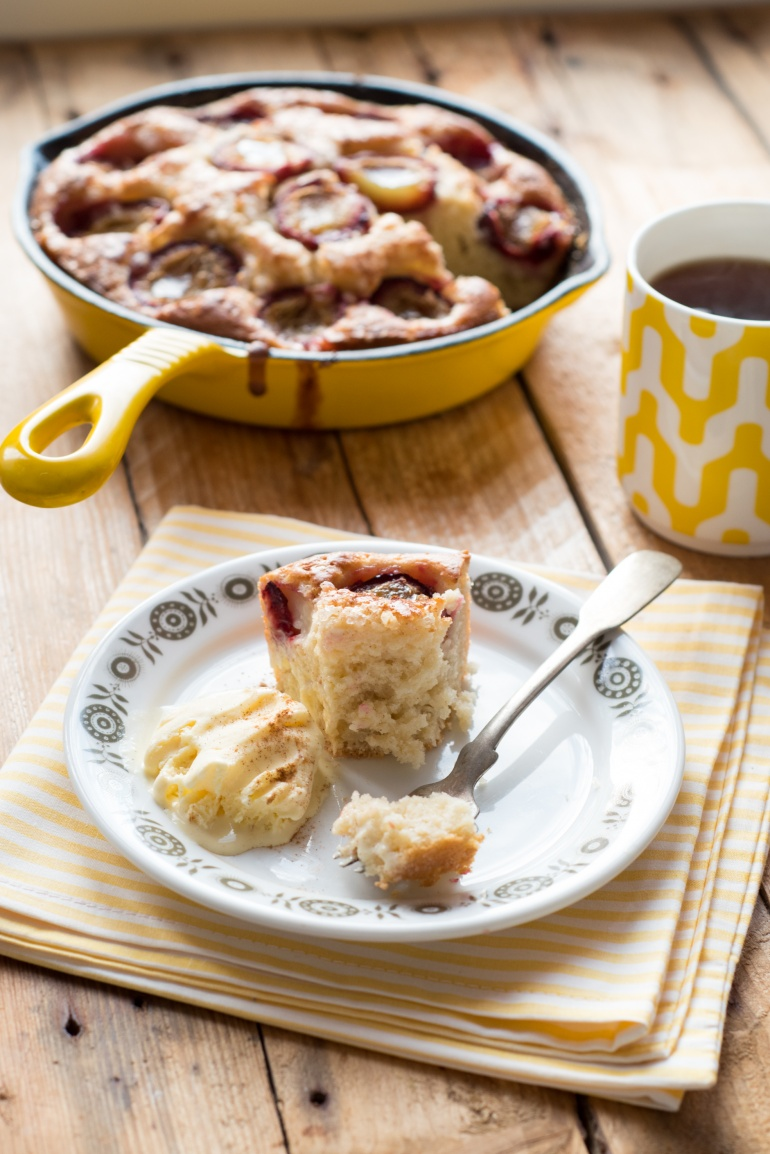 ciasto z żeliwnej patelni (3)