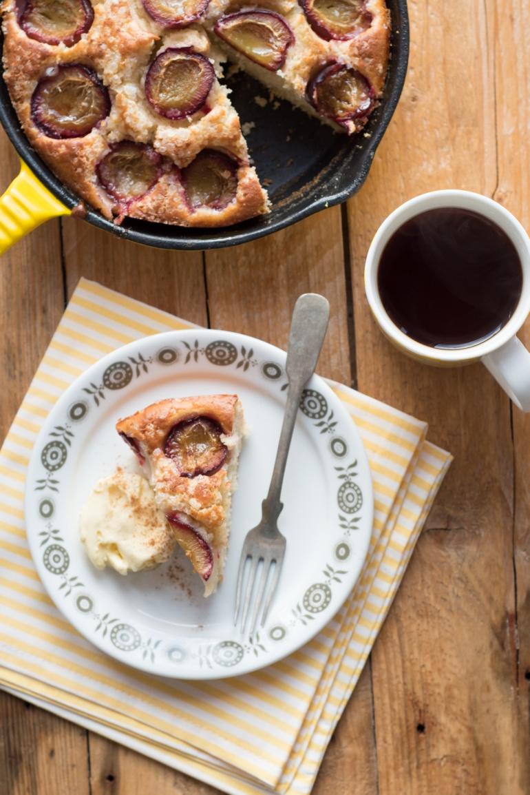 ciasto z żeliwnej patelni (5)