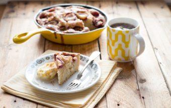 ciasto z żeliwnej patelni (7)