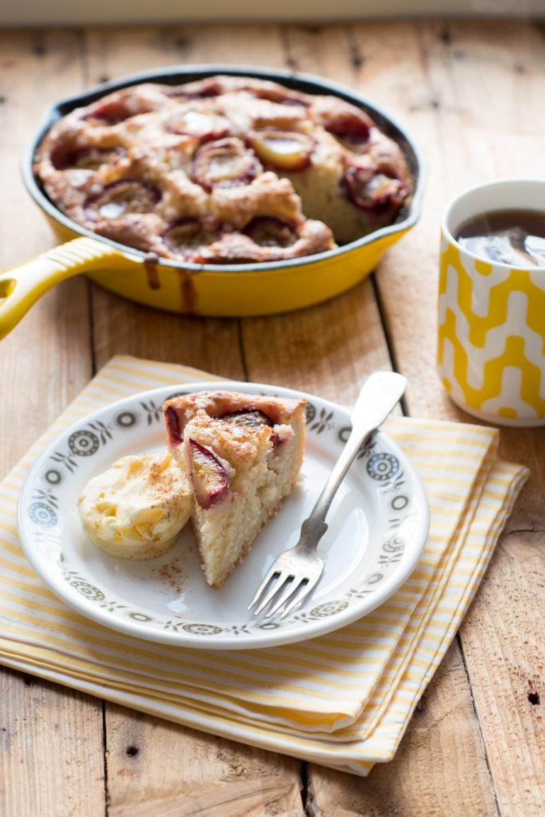 ciasto z żeliwnej patelni (8)