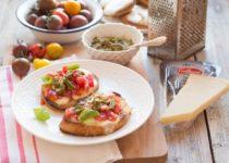Domowe pesto, bruschetta z mozzarellą i warsztaty do wygrania