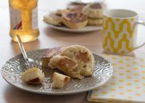Crumpets- brytyjskie placuszki