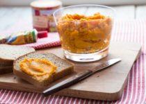 Kanapkowa pasta z marchewki i dyni
