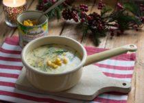 Zupa rybna – chowder z kukurydzą