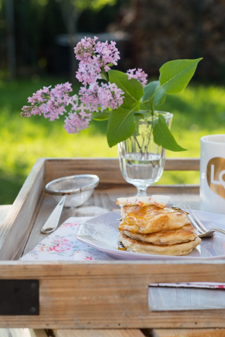 placki z jabłkami i bananami kuchnia agaty (3)