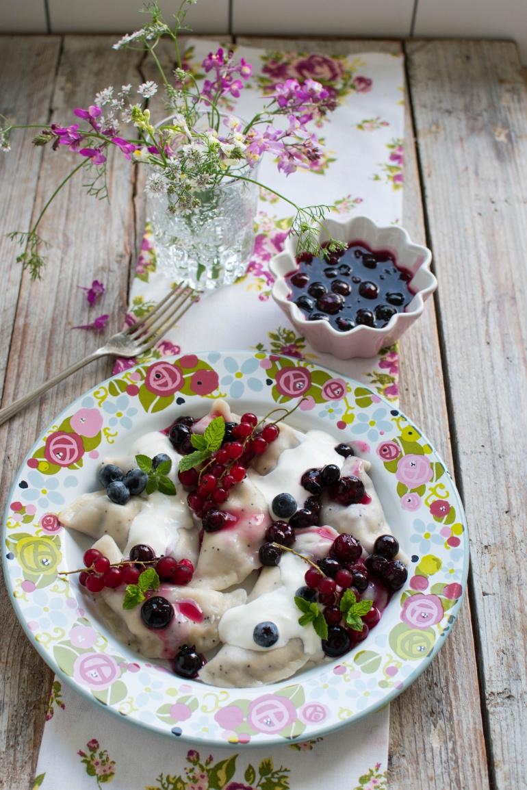 pierogi z twarożkiem i owocami kuchnia agaty (3)