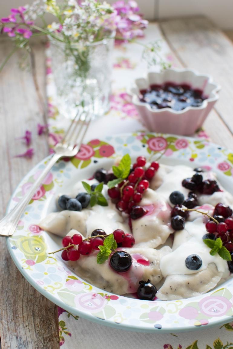 pierogi z twarożkiem i owocami kuchnia agaty (4)