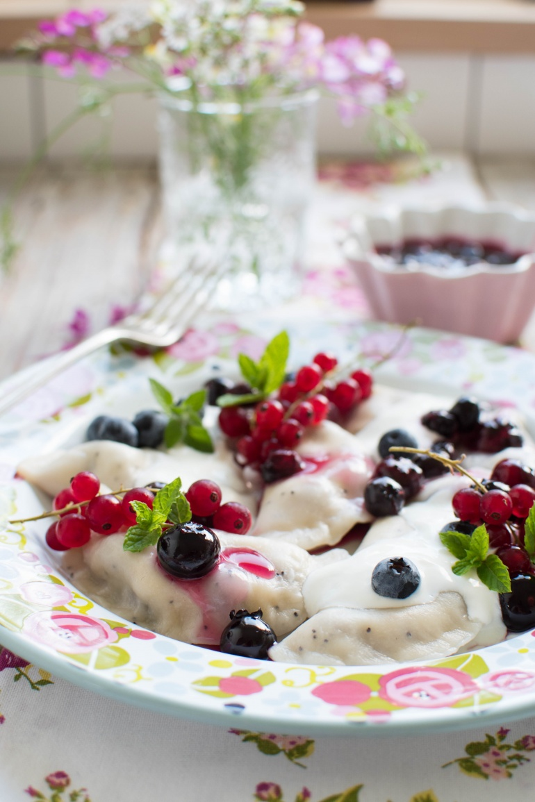 pierogi z twarożkiem i owocami kuchnia agaty (5)