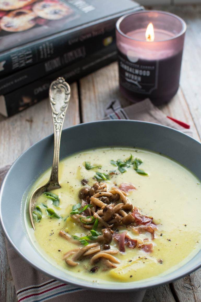 zupa ziemniaczana z grzybami kuchnia agaty (3)