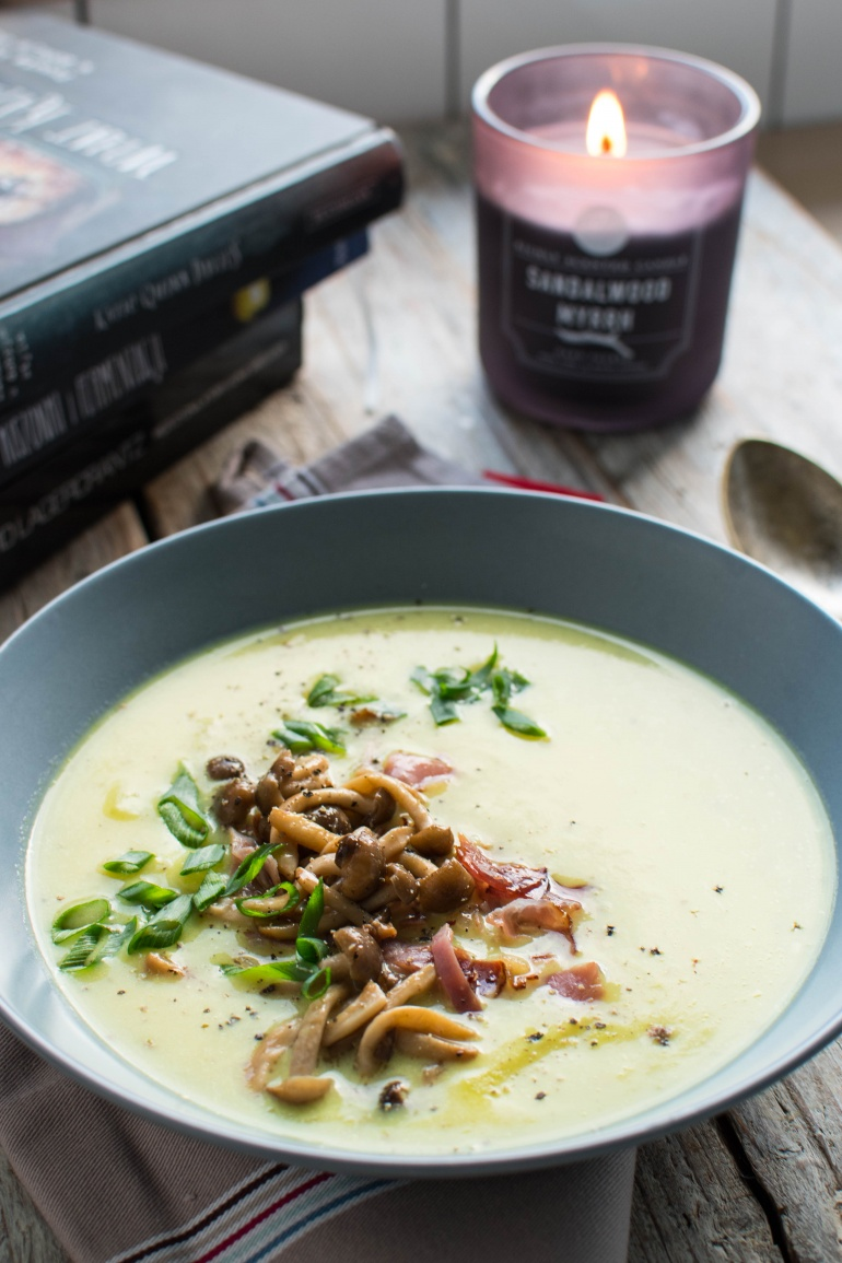 zupa ziemniaczana z grzybami kuchnia agaty (4)