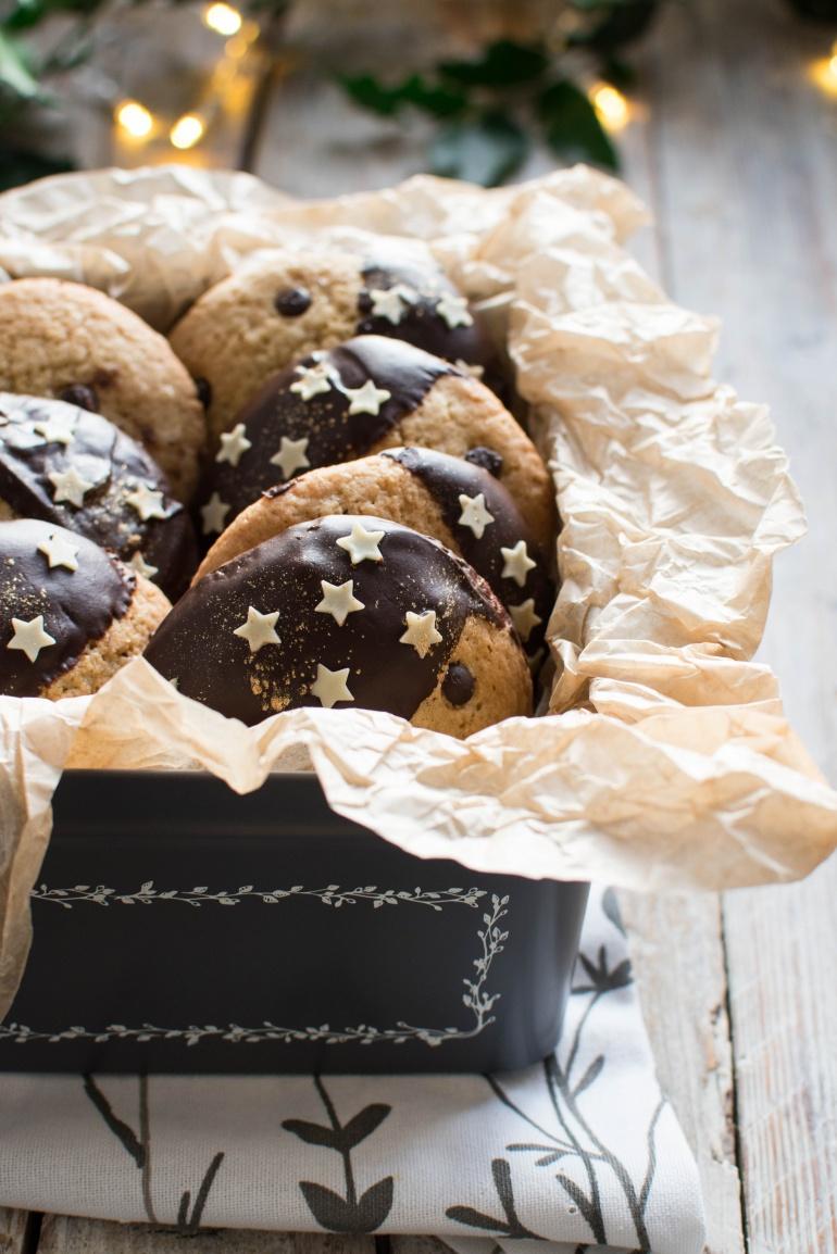 choco chips cookies kuchnia agaty