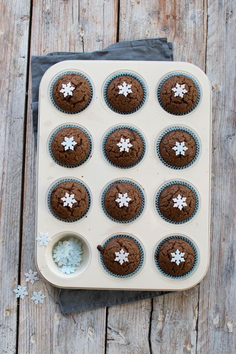 muffinki piernikowe kuchnia agaty