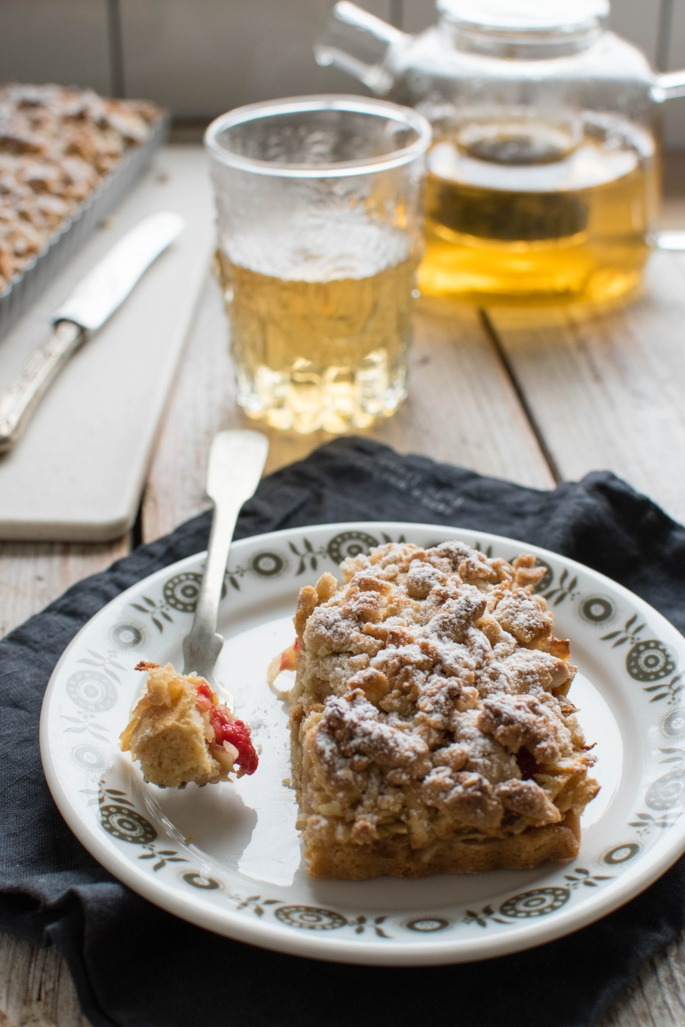 szarlotka z malinami i krusoznką kuchnia agaty (4)
