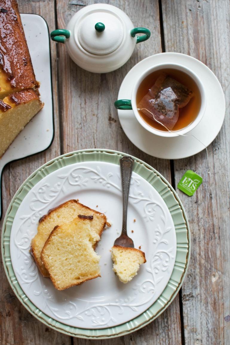 Babka Cytrynowa Z Lemon Curd Kuchnia Agaty Najsmaczniejszy Blog