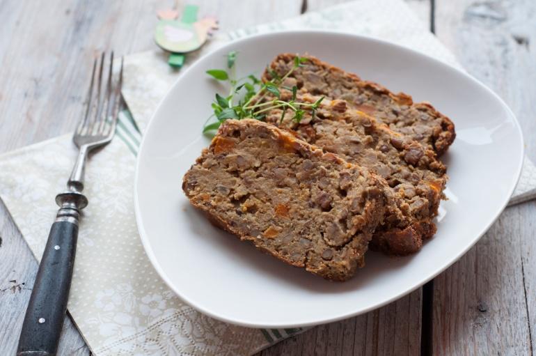 wegetariański pasztet z dyni i soczewicy (4)