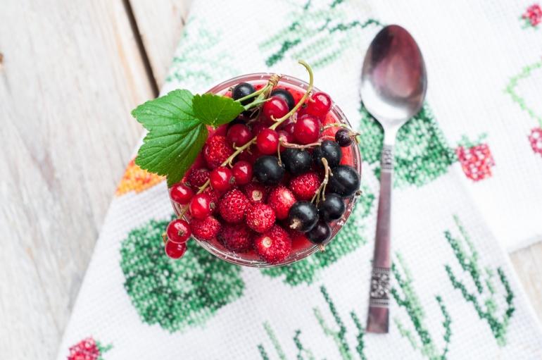 Domowy kisiel truskawkowy  (4)