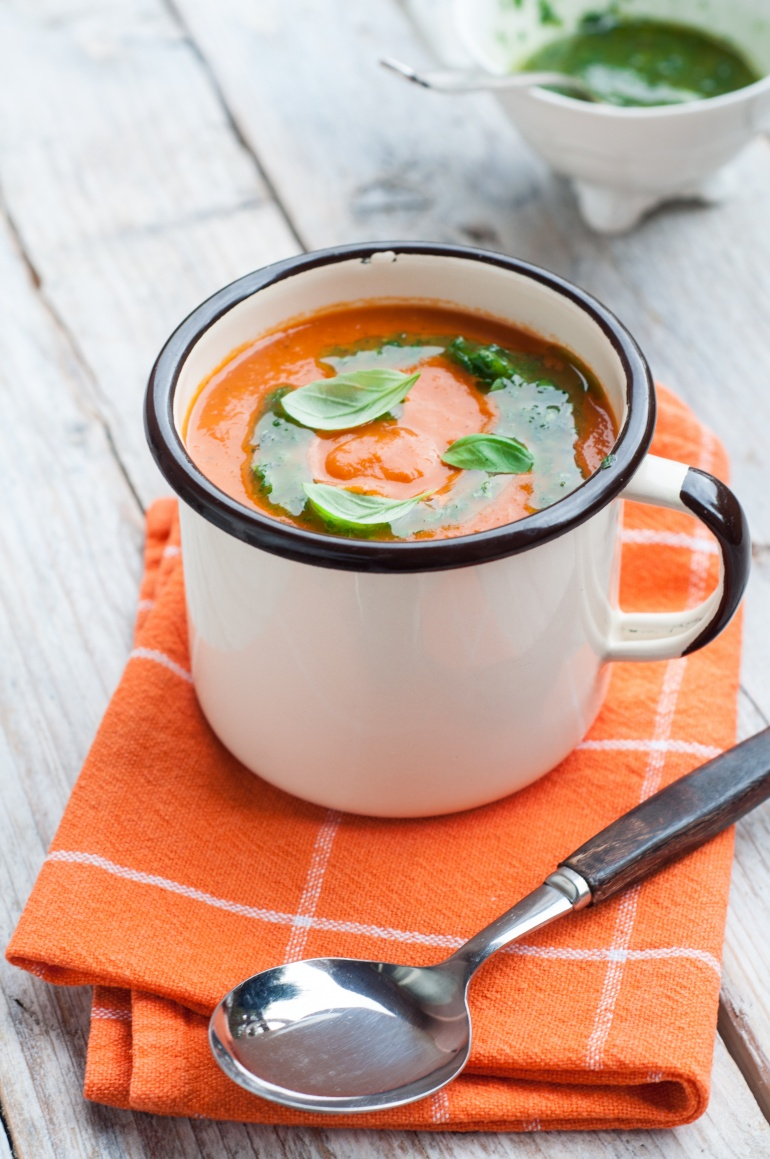 Zupa z pieczonych pomidorów (3)