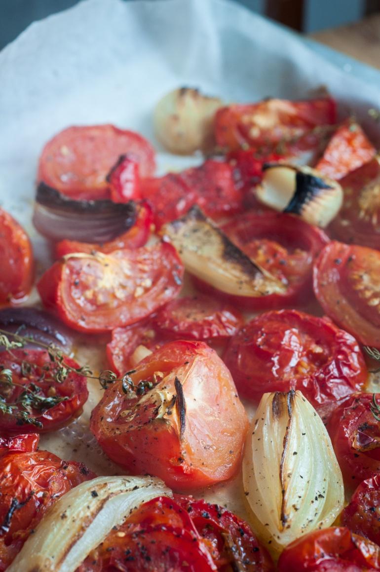 Zupa z pieczonych pomidorów (5)