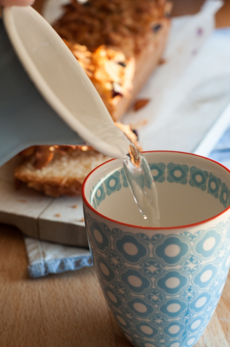 Ciasto z jagodami i kokosem (ekspresowe!) (6)