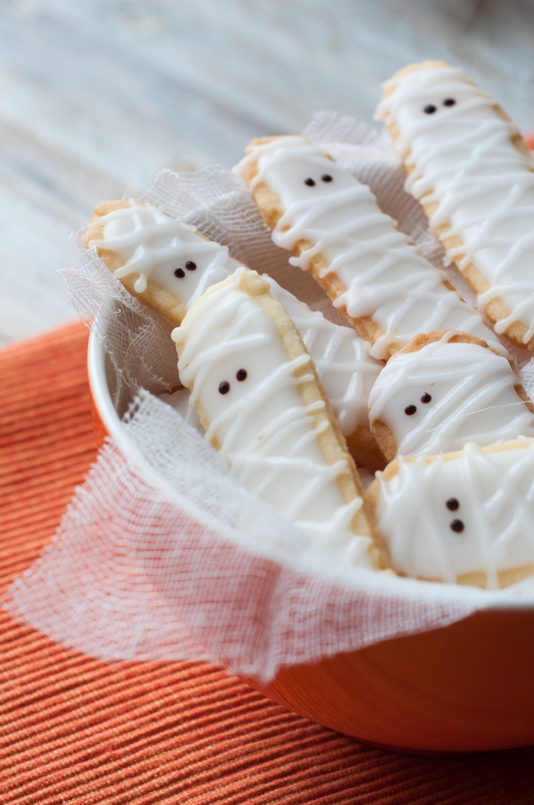 Mumie- ciasteczka na Halloween (4)