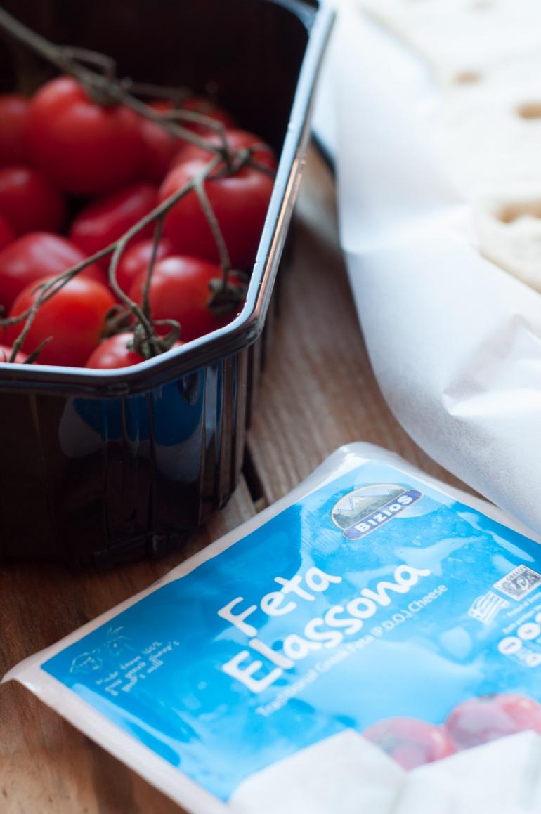 foccacia z fetą i pomidorkami (2)