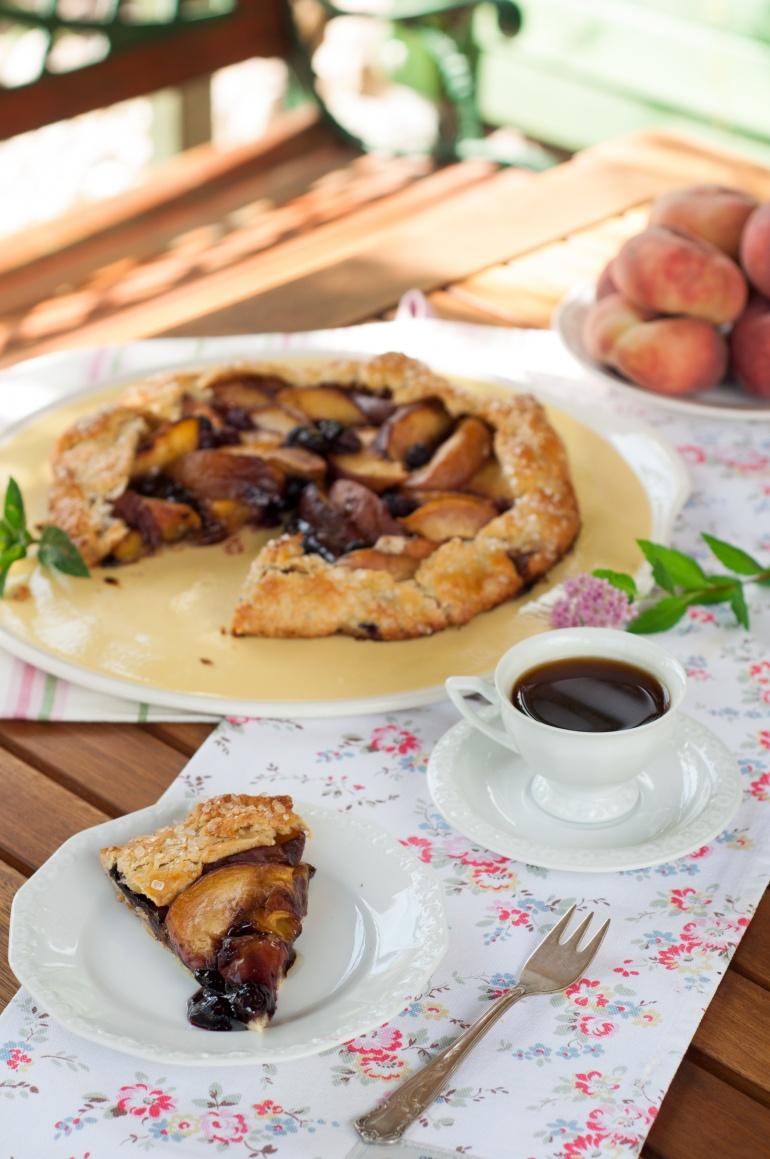 galette z brzoskwiniami (1)