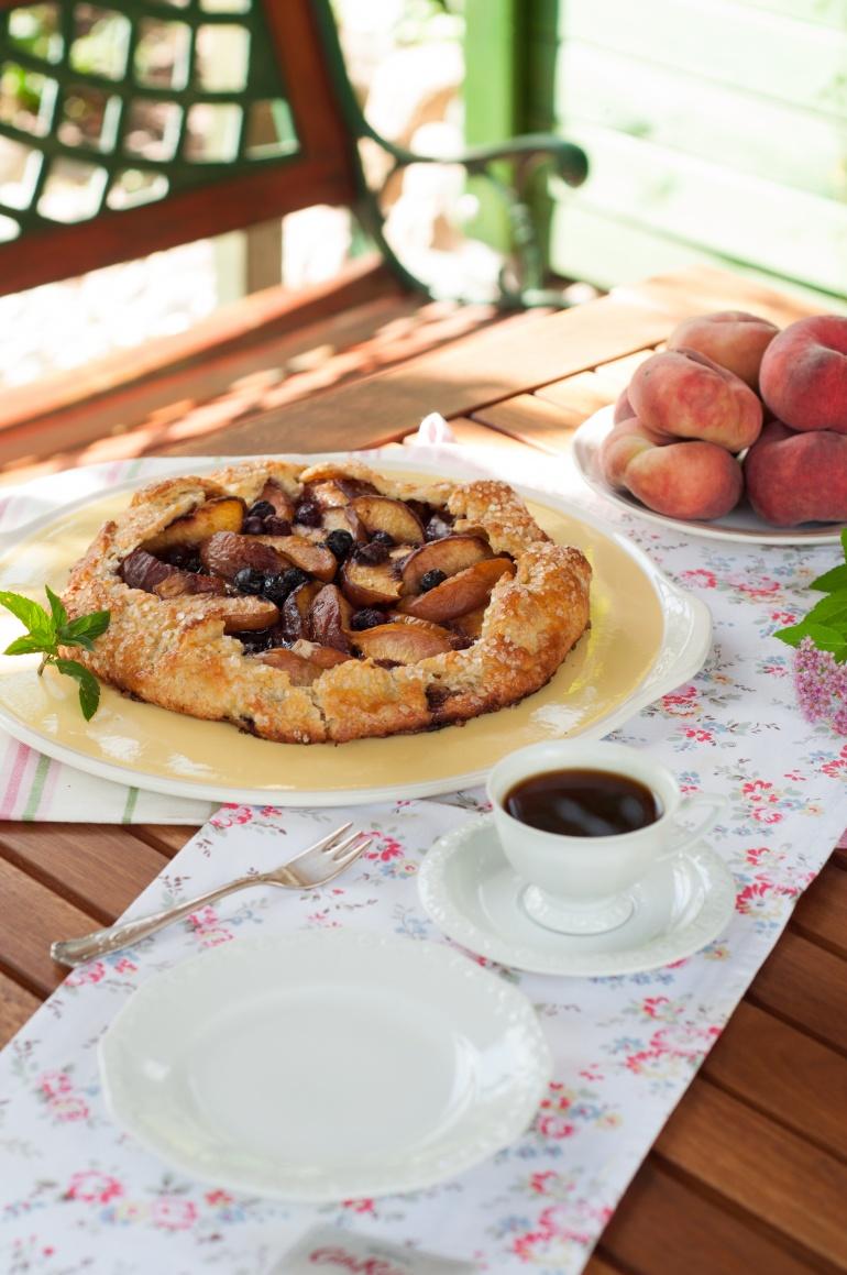 galette z brzoskwiniami (2)