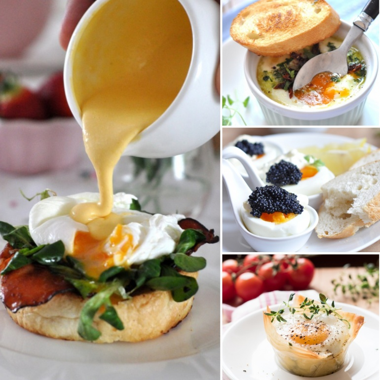potrawy z jajem na wielkanoc