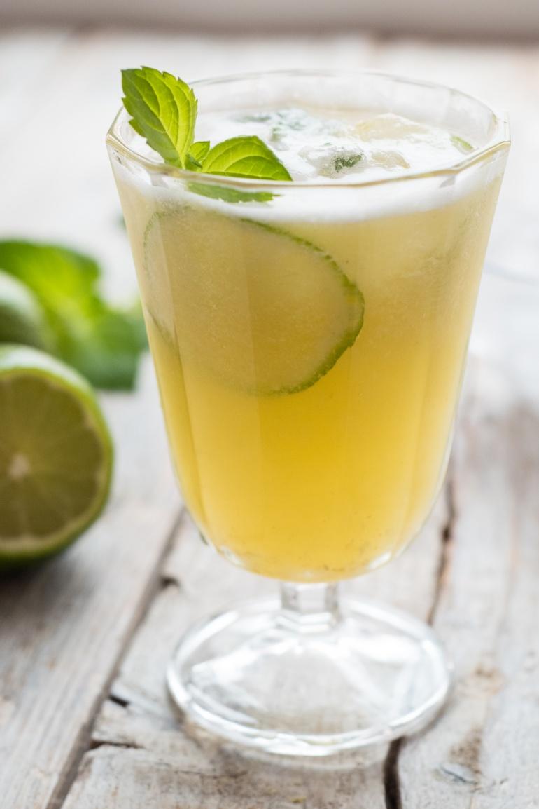 koktajl anansowy z woda kokosową (10)