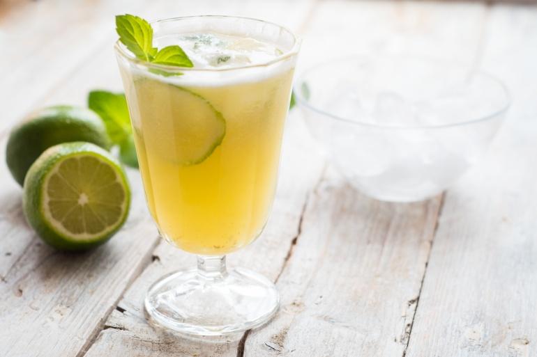 koktajl anansowy z woda kokosową (9)